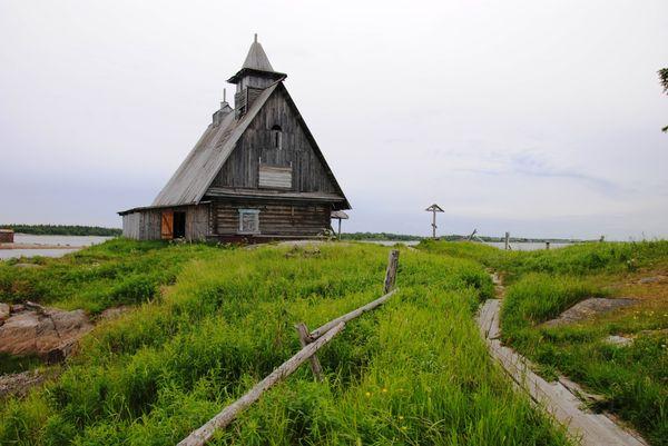 Рабочеостровск: преддверие Соловков