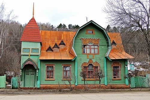 Гороховец: городок на горошине