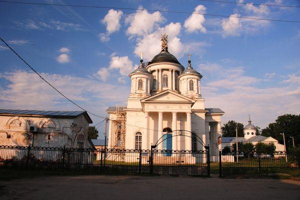 Казанский тракт, Нижегородская область, Путевые заметки
