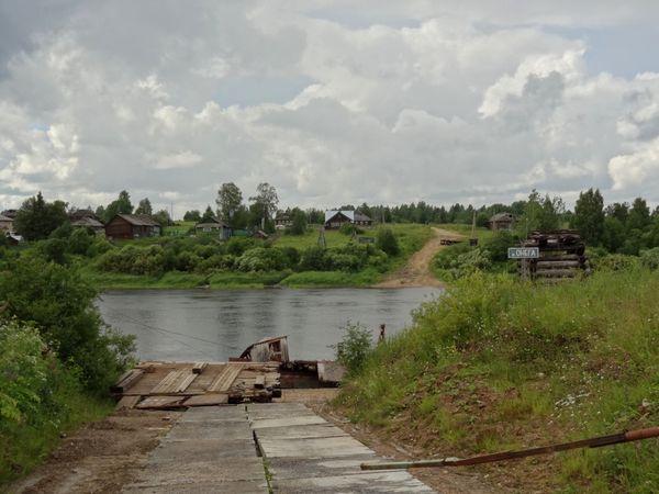 Вдоль Онеги: от Каргополя до Белого моря