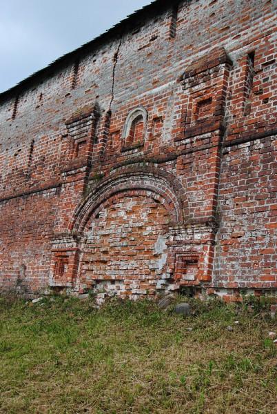 Вологда: Спасо-Прилуцкий монастырь