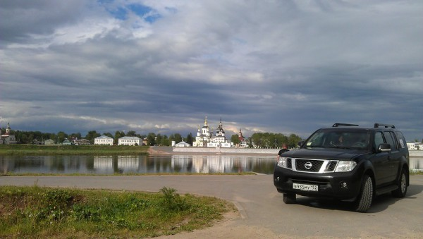 Великий Устюг: город российских колумбов