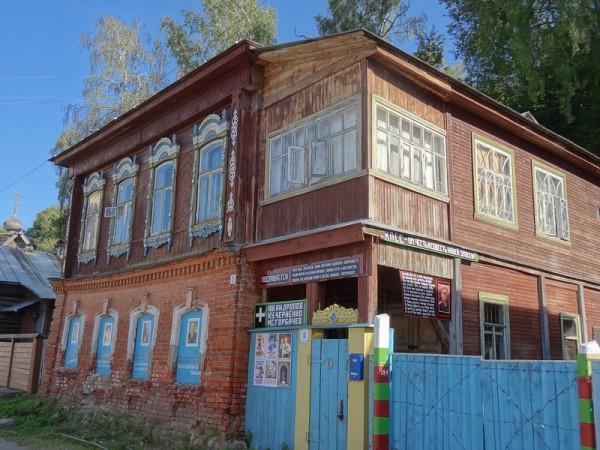 Плёс: город Потаённой России