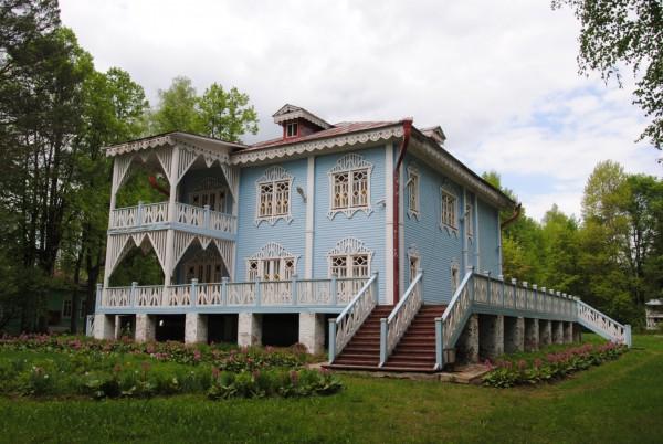 Щелыково - усадьба Александра Николаевича Островского
