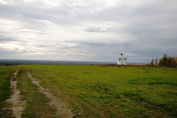 Жайск: село высокого полёта