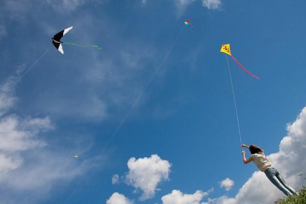 Фестиваль воздушных змеев Open Sky