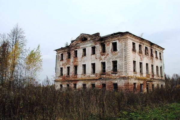 Батыево: память места