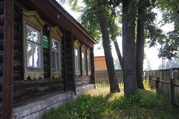 Давыдово: музыкальный кабинет химика Бородина